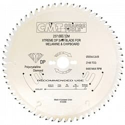Серия 237 алмазные пилы по ламинату, МДФ и ДСП CMT Дисковые пилы Инструмент