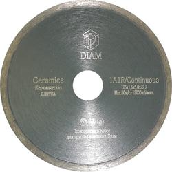 DIAM Ceramics 000211 алмазный круг для керамики 180x1,6x5,0x22,23 Diam По керамике Алмазные диски