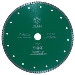 DIAM Turbo Grinder 000545 алмазный круг для гранита 115мм Diam По граниту Алмазные диски