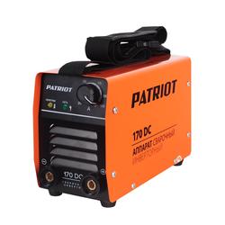 Patriot 170DC MMA Сварочный аппарат Patriot Инверторы Дуговая сварка