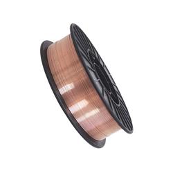 СВ-08Г2С-О (ER-70S-6) Ø 1,0мм, 5кг Проволока сварочная омедненная Сварог Проволока и электроды Полуавтоматическая