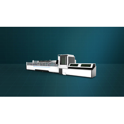 Gweike LF60MA Лазерный станок труборез с системой автоматизированной загрузки труб Gweike Станки лазерной резки Станки по металлу